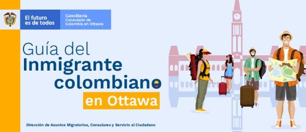 Guía del inmigrante colombiano en Ottawa