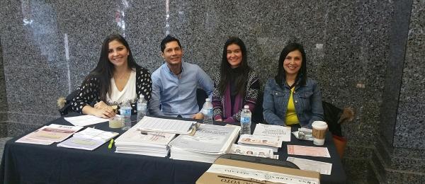 Consulado de Colombia en Ottawa inició jornada final del proceso electoral en el exterior para Congreso y consultas interpartidistas 2018